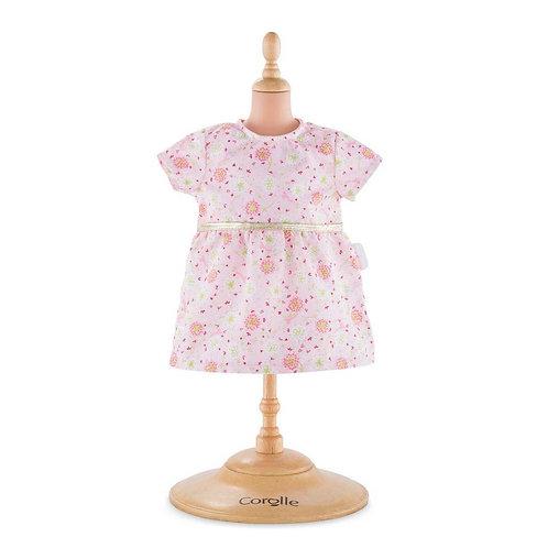 Corolle 12'' - Robe rose pour poupon 12''-30cm