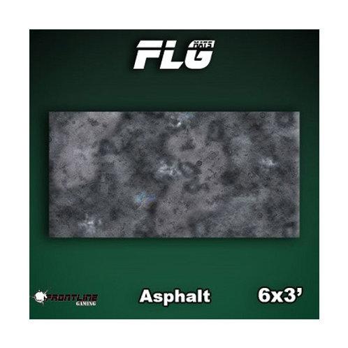 PLAYMAT - FLG Asphalt 6'x 3'