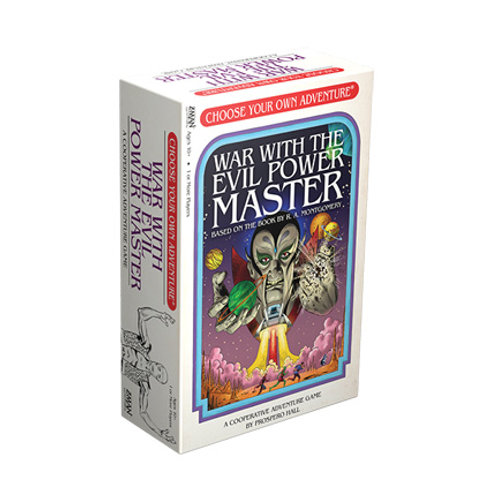 Choose your own Adventure - War with the Evil Power Master VA