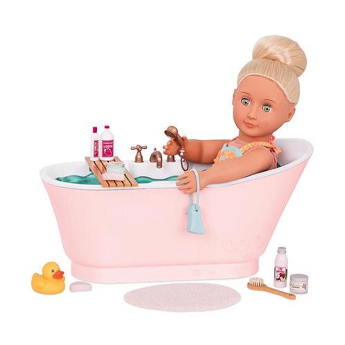OG - Accessoires de luxe ''Bath and Bubbles''