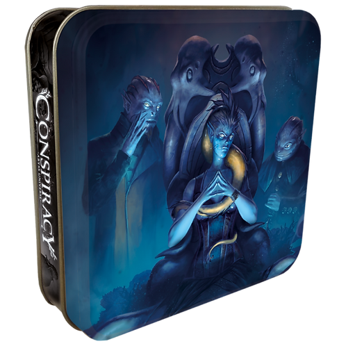 Conspiracy - Abyss Universe - Boîte Bleu VF