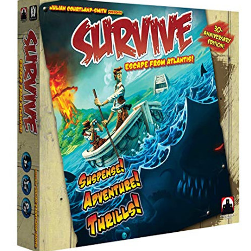 Survive - Escape from Atlantis : 30th Anniversary Edition VA