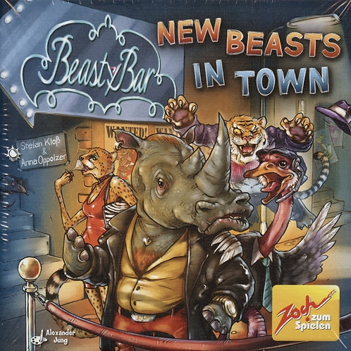 Beasty Bar : New beast in town (ML)