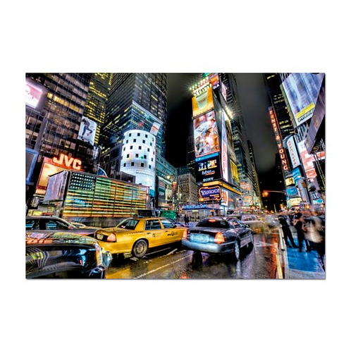 1000 pcs - Times square NY - Educa