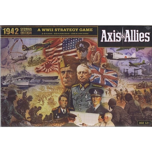 Axis and Allies 1942 2nd Edition VA