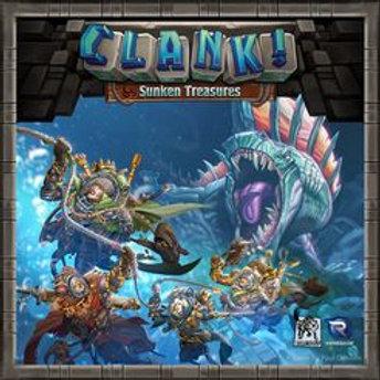 Clank! Sunken Treasures VA