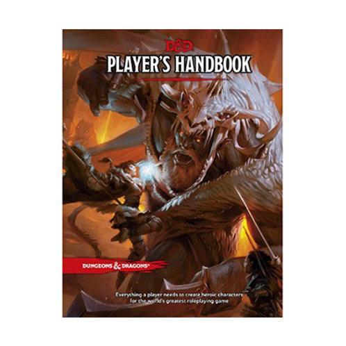 Dungeons and Dragons 5th Edition: Player's Handbook VA