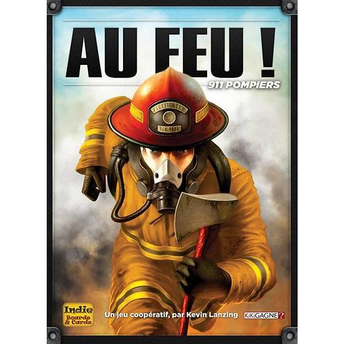 Au Feu! 911 pompiers VF