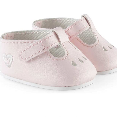 Corolle 14'' - Chaussures rose pour poupon 14''