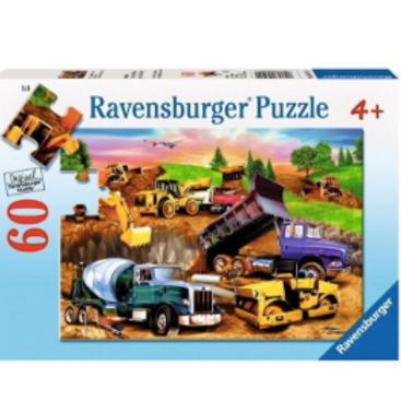 60 pcs - Ravensburger -  Le chantier