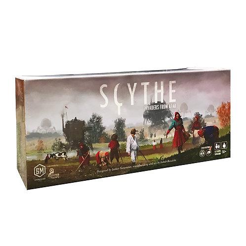 Scythe Exp Invaders from Afar VA