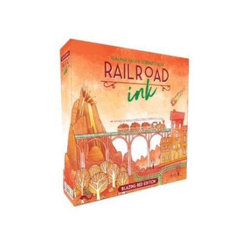 Railroad Ink - Red VA
