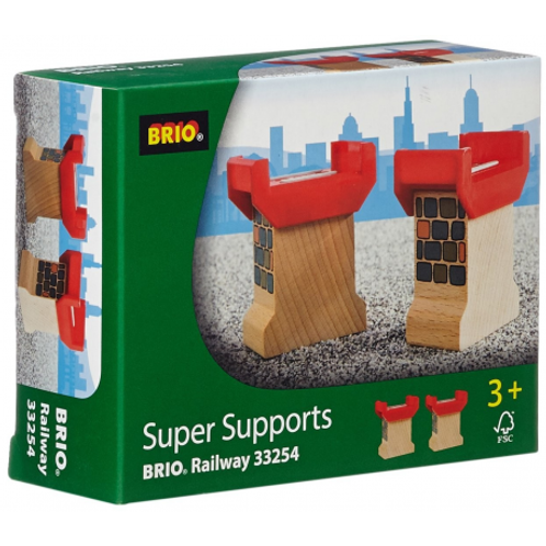 Brio - Supports de pont