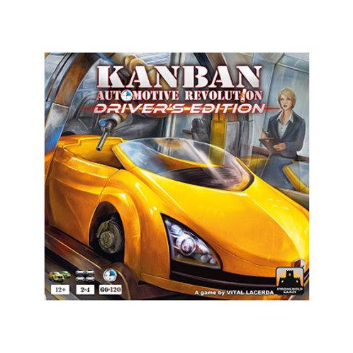 Kanban - Driver's Edition VA