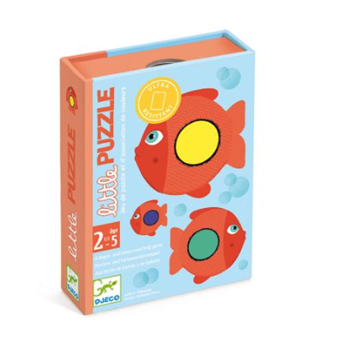 Djeco - Little puzzle (ML)