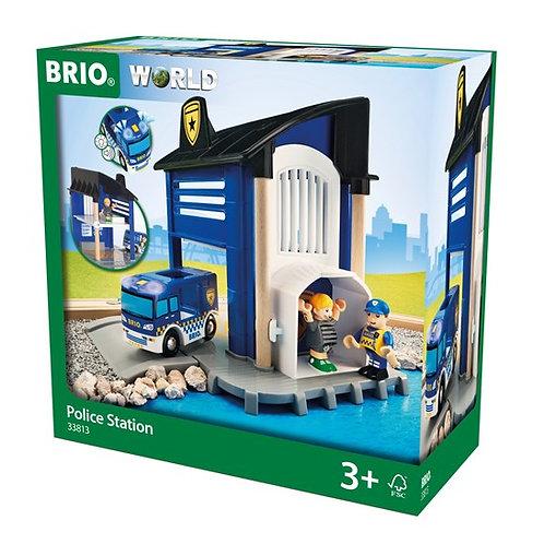 BRIO-Commissariat de police