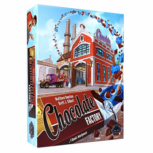 Chocolate Factory VA
