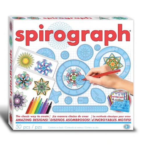 Spirograph Classique 50 Pcs
