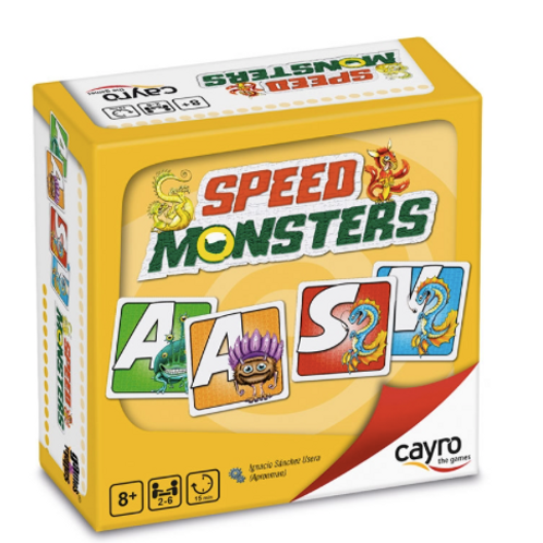 Cayro - Speed Monsters