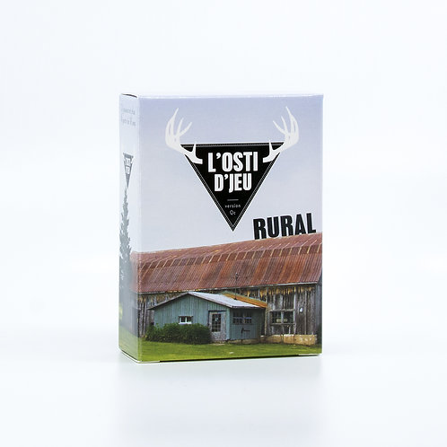 L'osti d'jeu - Extension Rural