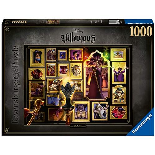 1000 Pcs Villainous - Jafar