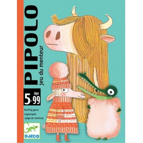 Djeco - Pipolo (jeu du menteur)