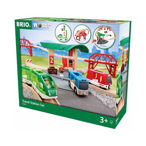 Brio - Circuit gare et connexion routière