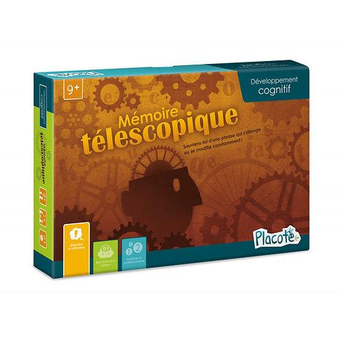 PLACOTE - Mémoire télescopique