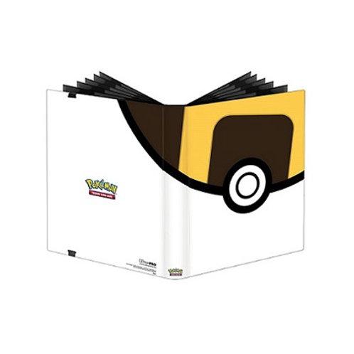 UP Portfolio Pokemon UltraBall Jaune - 9PKT