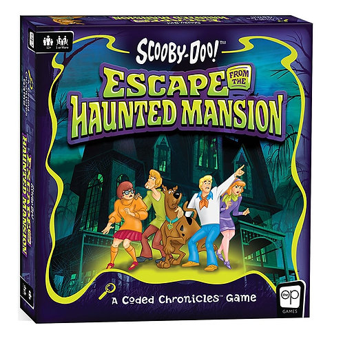 Scooby-Doo! – Escape from the haunted mansion - A Coded Chronicles game VA