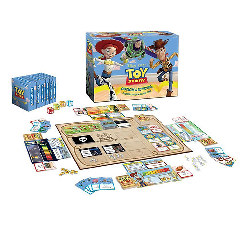 Toy Story : Obstacles & Adventures VA