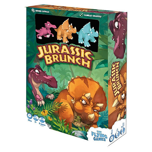 Jurassic Brunch (ML)
