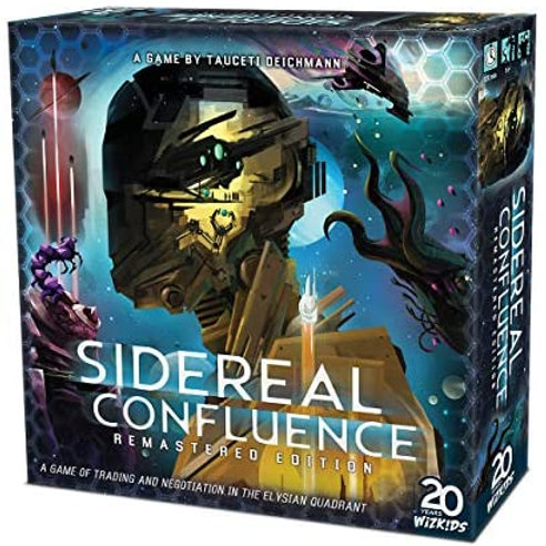 Sidereal confluence: Remastered edition VA