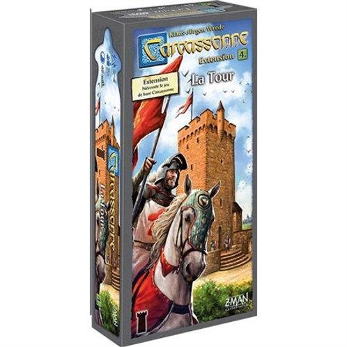 Carcassonne Extension: 4 La tour