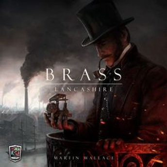 Brass Lancashire VA