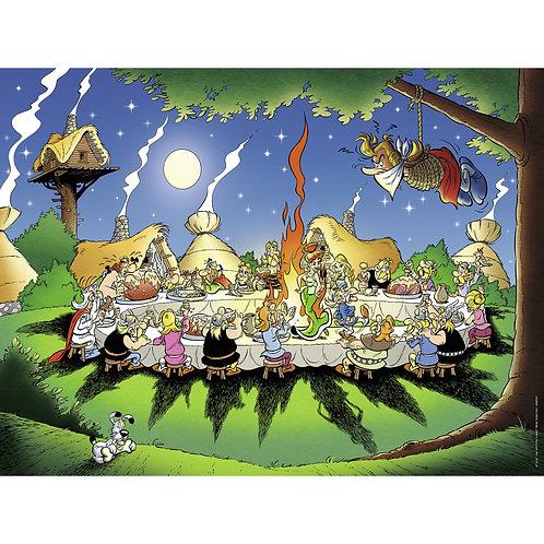 1500 Pcs - Asterix le banquet