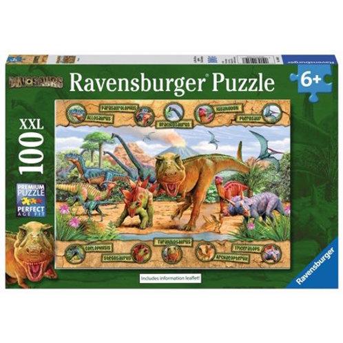 100 Pcs Dinosaures