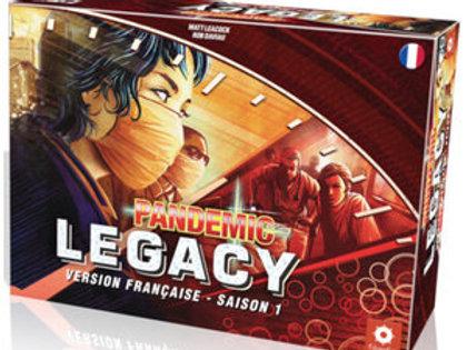 Pandemic Legacy VF saison 1