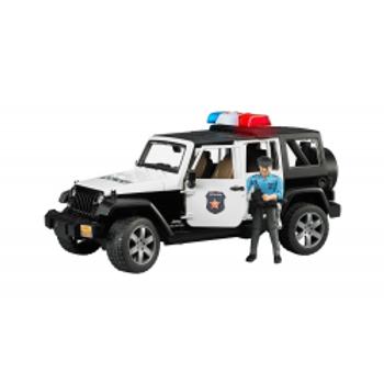 Bruder - Jeep Wrangler avec policier