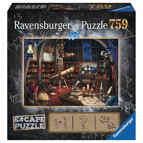 759 Pcs - Escape Puzzle -L'observatoire