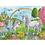 Thumbnail: 24 pcs Licornes dansantes Puzzle de plancher Géant XXL