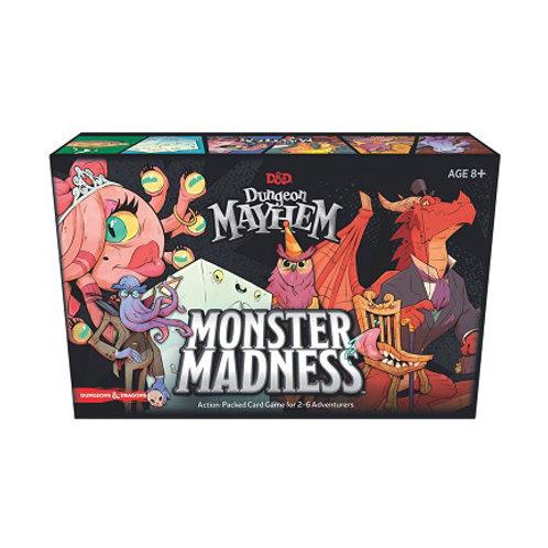 Dnd Dungeon Mayhem - Monster Madness Expansion VA