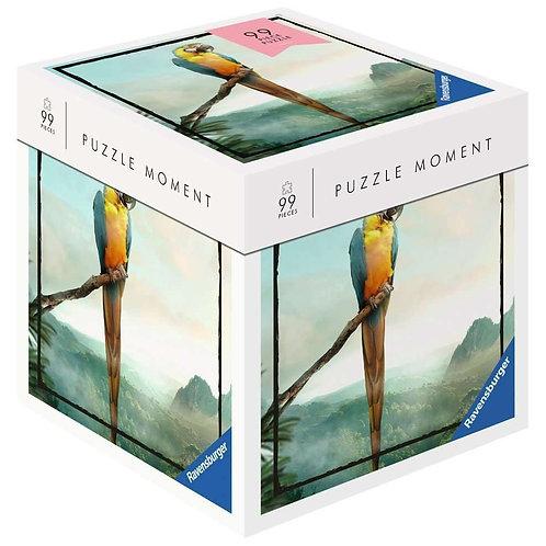 99pcs -  Petit Puzzle moment - Perroquet