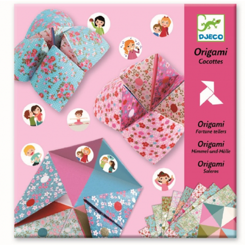 Djeco - Origami Cocottes à gages
