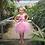 Thumbnail: Robe flamant Rose 5-6 ans