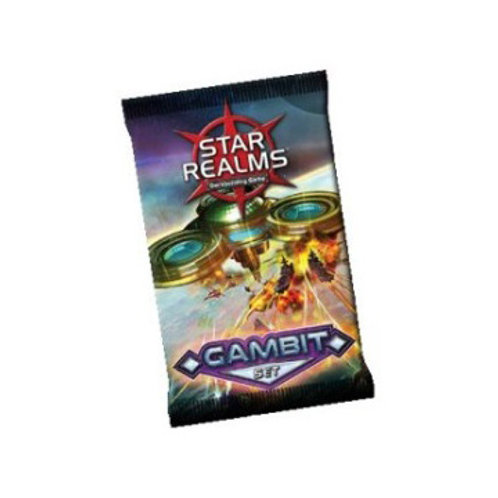 Star Realms - Extension Gambit VF