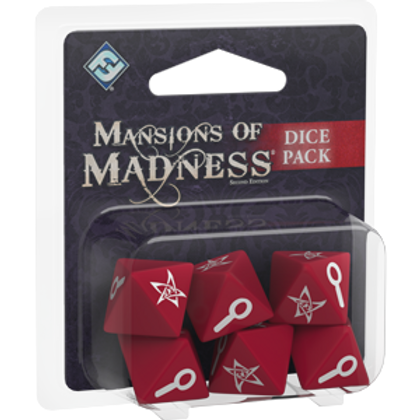 FFG - Mansion of Madness - Dice Pack