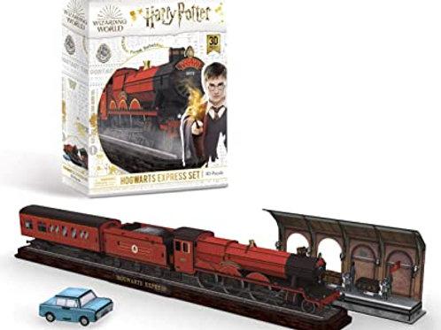 181 Pcs - 3D - Harry Potter - Hogwart Express