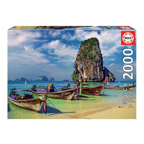 2000 pcs - Krabi, Thaillande - Educa
