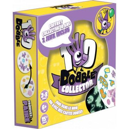 Spot it / Dobble - Coffret Collector 10 ans (ML)